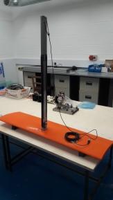 Foil preparation in workshop
