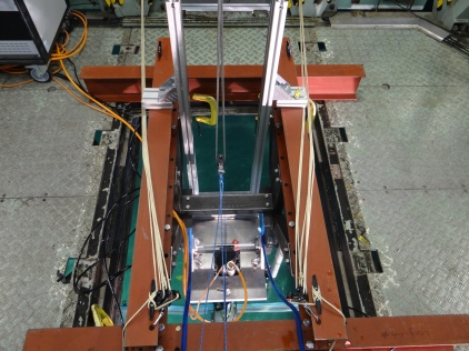 test rig detail